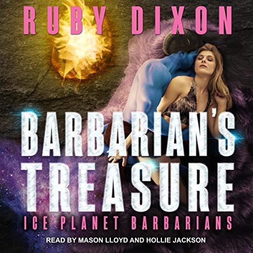 Barbarian's Treasure Audiobook By Ruby Dixon cover art