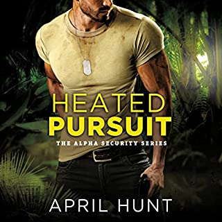 Heated Pursuit     Alpha Security, Book 1              By:                                                                                                                                 April Hunt                               Narrated by:                                                                                                                                 Brooke Hayden                      Length: 8 hrs and 16 mins     9 ratings     Overall 4.9