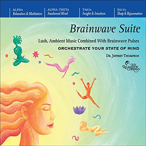 Brainwave Suite audiobook cover art