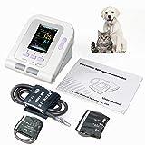 WANG Vet Veterinary de presión Arterial Digital y Heart Beat...