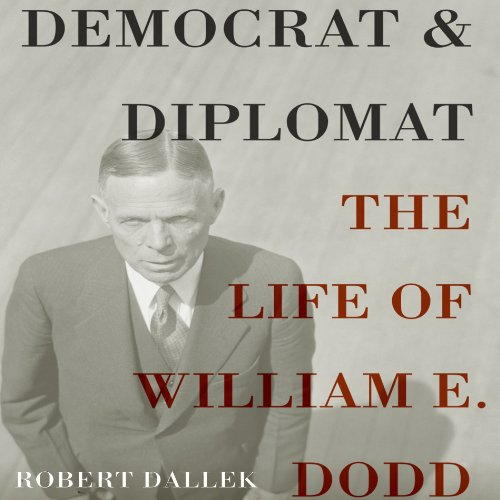 Democrat and Diplomat audiobook cover art