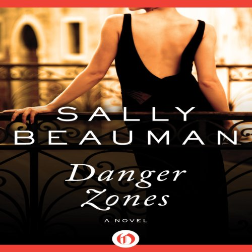 Danger Zones audiobook cover art