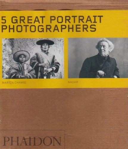 Five great portrait photographers. Ediz. illustrata: Mathew Brady, Chris Killip, Julia Margaret Cameron, Martin Chambi, Nadar