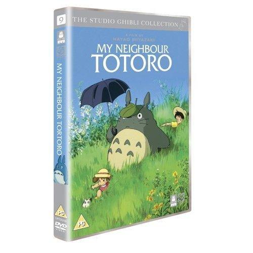 Mein Nachbar Totoro / My Neighbour Totoro ( Tonari no Totoro ) [ UK Import ]