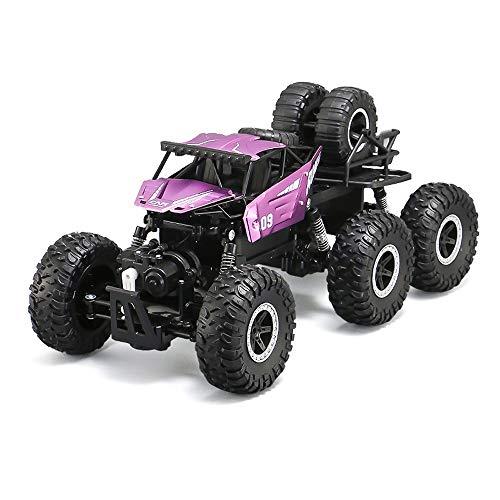 RC Cars 1:12 Große Fernbedienung für Erwachsene für Erwachsene Kinder, 16 km / h Hobby Grade 4WD Off Road High Speed Monster Truck Toys, 2.4ghz RC Buggy, alles Geländefahrzeug für Jungen Mädchen