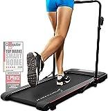 Sportstech Laufband für Zuhause & Büro Easy verstaubar |eingebauter Bluetooth-Lautsprecher & APP |...