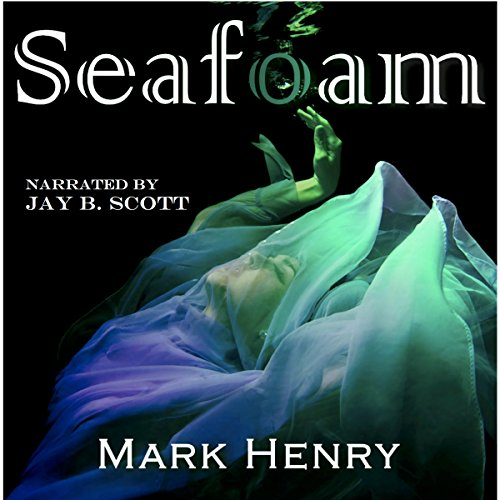 Seafoam audiobook cover art