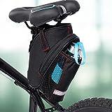Fahrradsatteltasche, Wasserdichtes Fahrrad unter der Sitztasche Gepäckträger Schnellverschluss, Fahrradsitztasche Sport-Satteltasche, Fahrrad Hecktasche Aufbewahrungstasche für MBT oder Rennradsitz