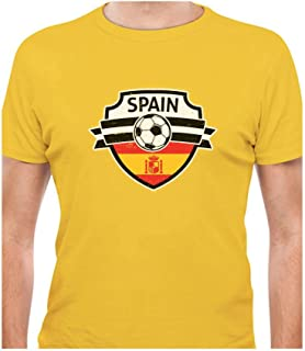 Tstars - Spain Soccer/Football Team Fans T-Shirt