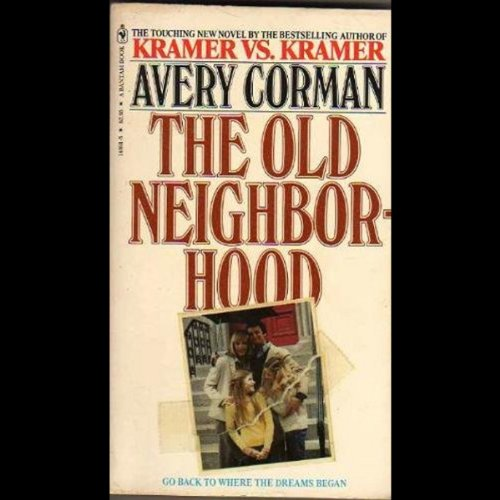 The Old Neighborhood audiobook cover art