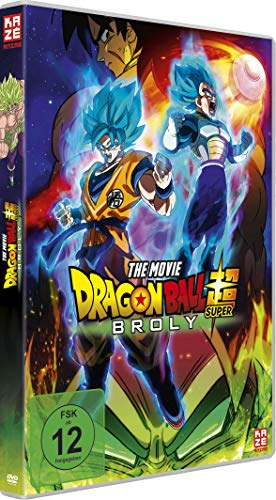 Dragonball Super: Broly - [DVD]