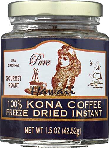 Best hawaiian kona coffee instant for 2020