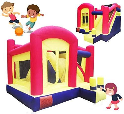 Cubierta del castillo inflable cubierta pequeña de diapositivas Castillos hinchables Deportes Juguetes for niños de jardín al aire libre Trampolín habitaciones de niños Parque de juegos Inicio Accesor