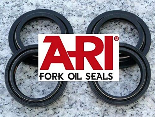 i5 ARI Fork Oil Seals & Dust Seals for Kawasaki Ninja 250 500 KL600 KL 600 KLR650 KLR 650