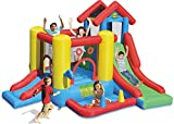 Happy Hop- 7 in 1 Play House, 9019, Multicolore