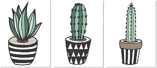 Hosaire Set Cactus Pegatina Diario Pegatinas Conjunto Dibujos Animados DIY Decoraci/ón Memo Scrapbooking Notebook Hacer Regalo Decoraci/ón para Tel/éfono M/óvil Etiqueta del /álbum 10 10cm