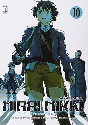 Mirai Nikki. Future diary: 10