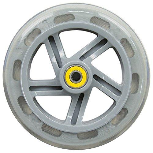 JD Bug inc rodamientos de la rueda 150mm (unidad), transparente