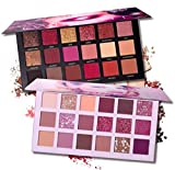 UCANBE Twilight + Aromas Nude Eyeshadow Palette Makeup Set