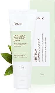 Best centella calming gel cream Reviews