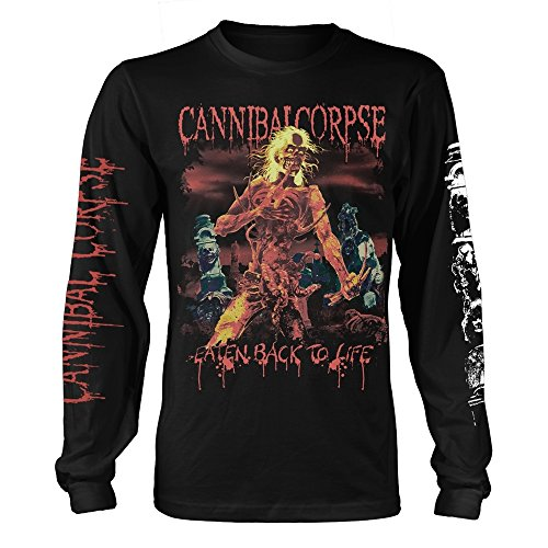 Cannibal COPRSE Eaten Back to Life Longsleeve L