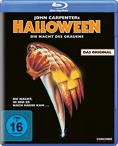 Halloween - Die Nacht des Grauens [Blu-ray]