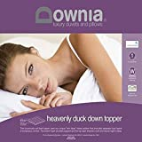 Downia Heavenly Duck Down Mattress Topper (Double)