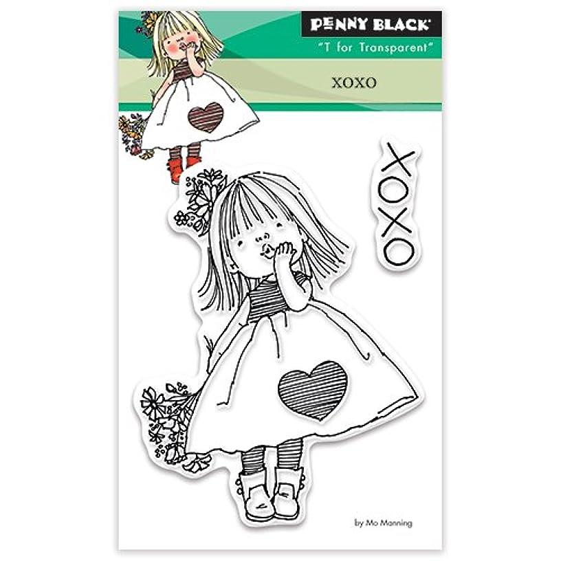 Penny Black 30-330,XOXO,Clear Set