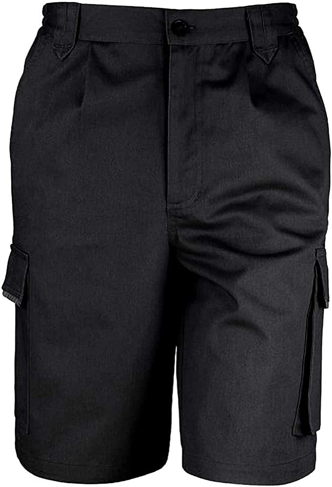 Result Unisex Work-Guard Max 72% OFF Selling and selling Action Shorts Workwear