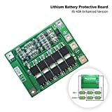 3S 12.6V 18650 Lithium Battery Charger Protection Board PCB BMS Cell 40A Module Oc48