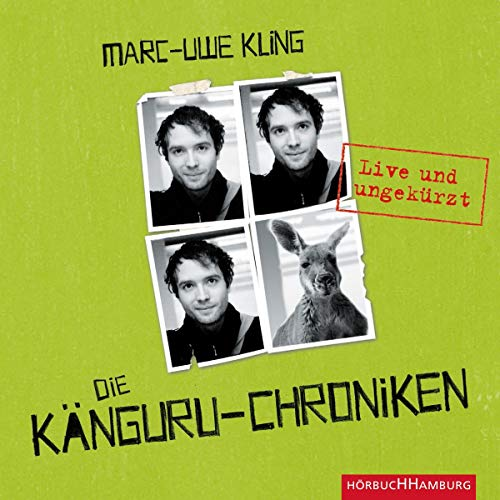 Die Känguru-Chroniken audiobook cover art