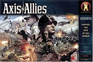 Avalon Hill Axis and Allies Revised