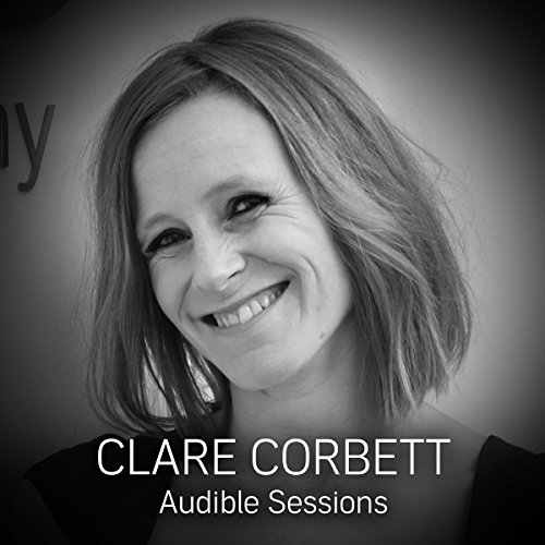 Clare Corbett audiobook cover art