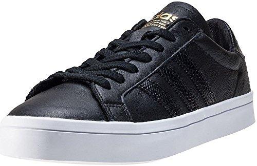 adidas BB0148 Court Vantage Sneaker Schwarz|36