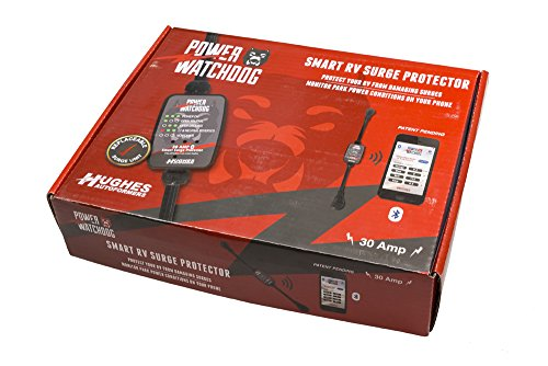 Hughes Autoformer BX4370 Power Watch Dog 30 AMP Surge Protector (PWD30)