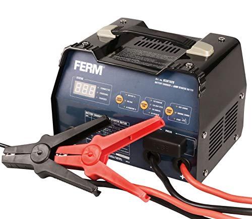 Batterie-Ladegerät 6V/12V -12A mit Starthilfe
