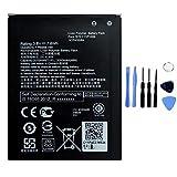 Ellenne Batería Compatible con ASUS Zenfone Go Live Z00VD C11P1506 Alta Capacidad 2070 mAh con Kit de desmontaje Incluido