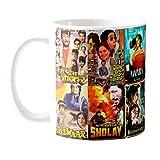Bollywood Classics Tasse–Geschenk für Hindi Film