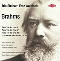 Brahms: Piano Trio No. 1, Op. 8 / No. 2, Op. 87 / No. 3, Op. 101 / Concerto for Violin & Cello, Op. 102