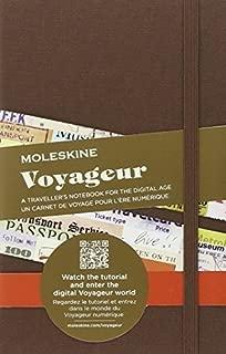 By Moleskine Moleskine Voyageur Traveller's Notebook, Hard Cover, Nutmeg Brown (4.5 x 7) (Ntb)