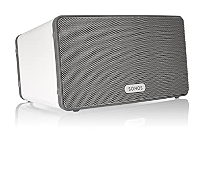 Sonos PLAY: 3 - White (Renewed) from Sonos