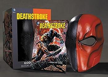 Deathstroke Vol 1 Book & Mask Set