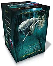 The Dark Artifices Complete Collection 3 Books Box set (Lady Midnight; Lord of Shadows; Queen of Air and Darkness)