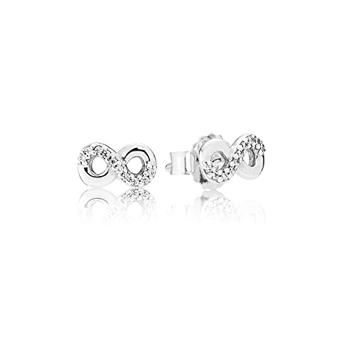 7a2aafe72 Pandora Women Silver Stud Earrings - 290695CZ