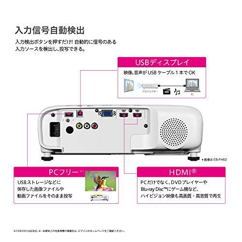 エプソンビジネスプロジェクター液晶3700lmWXGA2.5kgEB-W06