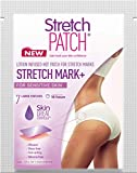 Stretch Patch Stretch Mark+ for Sensitive Skin - Lotion Infused Hot Patch for Stretch Marks 7 Patches per Pack