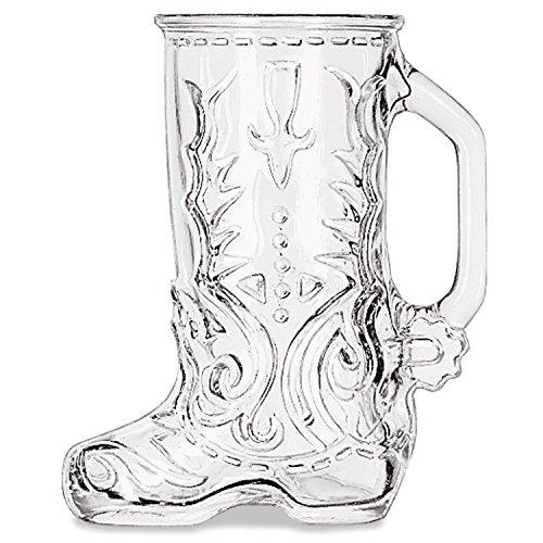 Libbey 97036 1/2 Liter Boot Mug (97036LIB) Category: Iced Tea and Soda Glasses