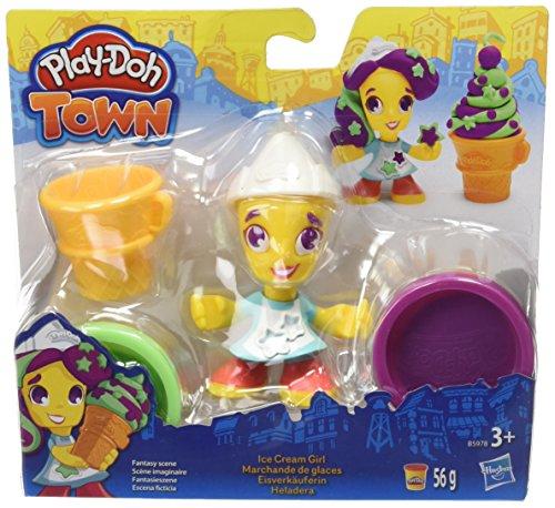 Hasbro European Trading B.V. B5960EU4 - Play-Doh Town figuur, games en puzzels