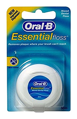 Oral-B Hilo Dental - 50 m, paquete de 6...
