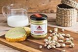 La Crema di Pistacchio'Sicilia', pistacchio 35%, senza grassi...
